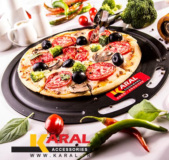 ظرف پیتزا و تخته چندمنظوره کارال هاردآنادایز