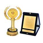 تندیس استاندارد و جایزه ضمانت کیفیت کالا از آیتک کارال