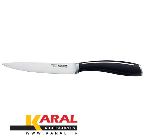 چاقوی همه کاره آشپزخانه کارال مدل روما 8 اینچی
