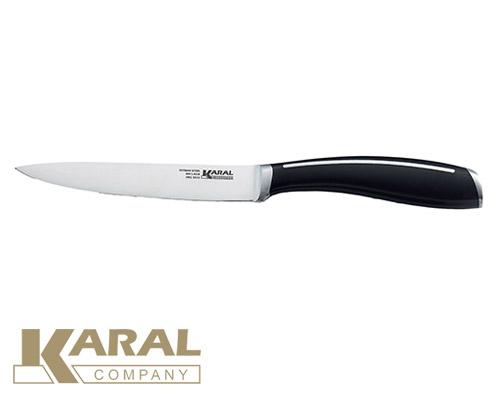 چاقوی برش و خردکردن آشپزخانه کارال مدل روما ۸ اینچی