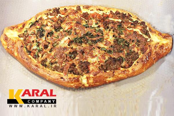 طرز تهیه پیده گوشت در کارگاه آشپزی کارال