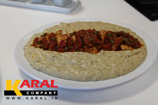 طرز تهیه مرغ خان پسند در ظروف کارال