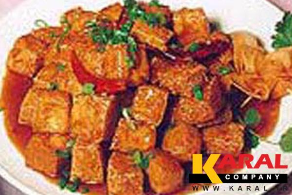 طرز تهیه شاکوتی مرغ هندی در کارگاه آشپزی کارال