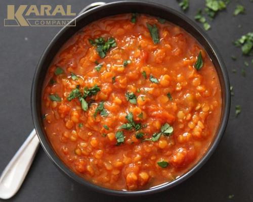 طرز تهیه سوپ ونیزی در کارگاه آَشپزی کارال