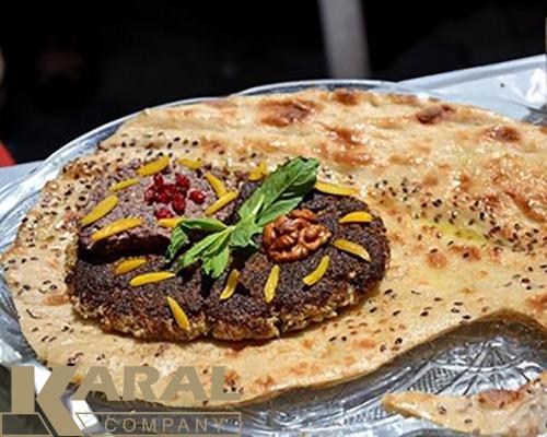 طرز تهیه بریونی اصفهان در ظروف هاردآنادایز کارال