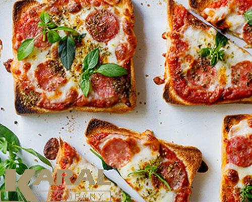 طرز تهیه تست پیتزا در کارگاه آشپزی کارال